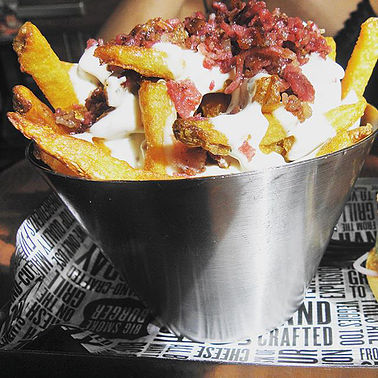 Ranch and Bacon Fries